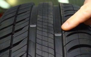 témoin usure pneu