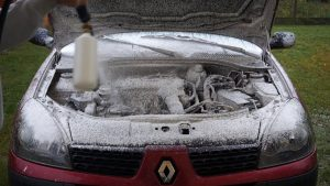 nettoyage moteur huile